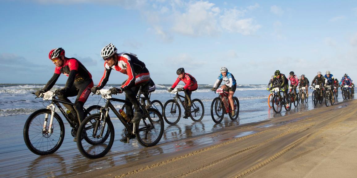 MTB Strand-Race Texel